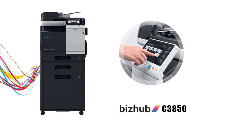 bizhub C3850