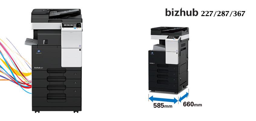 bizhub 227/287/367