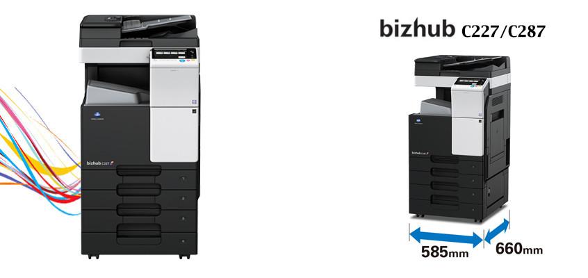 bizhub C227/C287