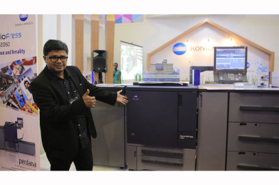 """Customer Testimoni """"RAMA Printing, Andalkan AccurioPress C2060"""""""