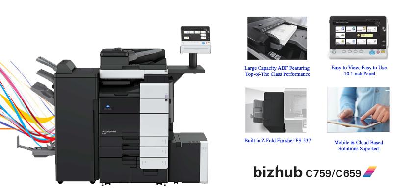 bizhub C759/C659
