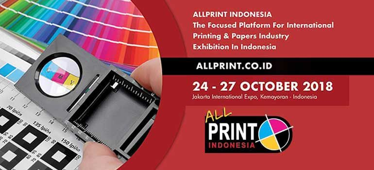 All Print Indonesia 2018