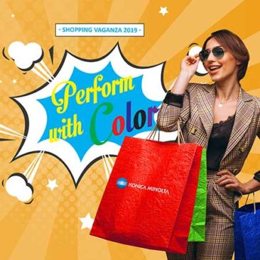 Shopping Vaganza 2019 – Perform With Color