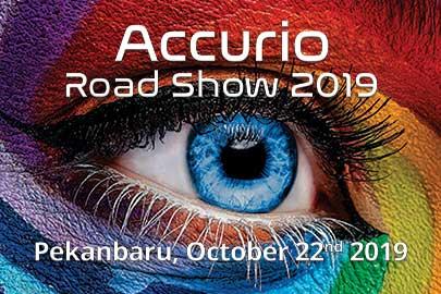 Accurio Road Show 2019 – Pekanbaru, Riau