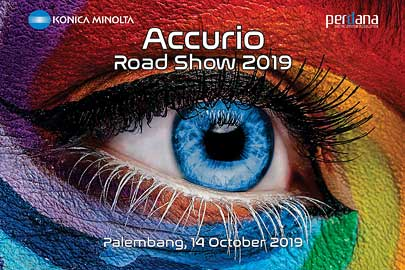 Accurio Road Show 2019 – Palembang