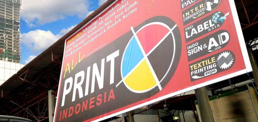 Konica Minolta at All Print Indonesia Expo 2019