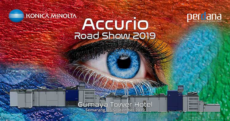 Accurio Road Show 2019 – Semarang