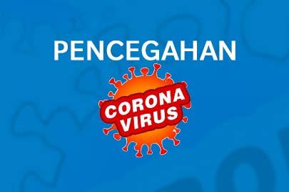 Pencegahan Virus Covid-19/Corona