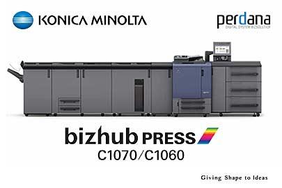 bizhub PRESS C1060/C1070