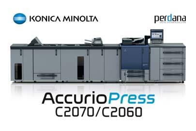 AccurioPress C2070/C2060