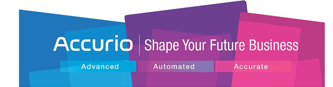 Accurio Shape Your Future Business