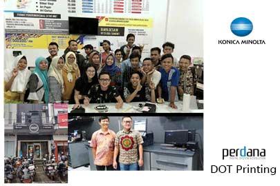 Felix Hariyanto Budiono – DOT Printing Solution, Pekalongan